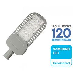 Utcai LED lámpa ST (50W/110°) Hideg fehér 6000 lm, Samsung