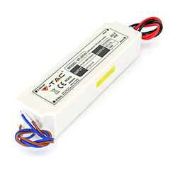 Vízálló LED tápegység 12 Volt (100W/8A) IP67