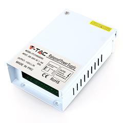 Vízálló LED tápegység 12 Volt (60W/5A) IP45, Esőálló borítással