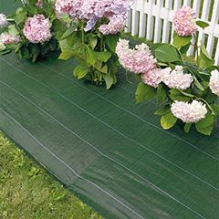 Talajtakaró fólia, Weedsol szőtt polipropilén agroszövet 90 g/m2 (1.05x100 méter) fekete-zöld
