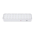LED vészvilágító lámpatest (XL102) 2W fehér, készenléti