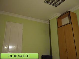 LED lámpa fényereje
