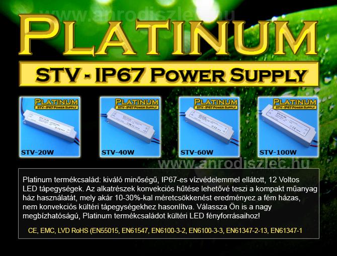 Kültéri LED tápegységek - 12 Volt