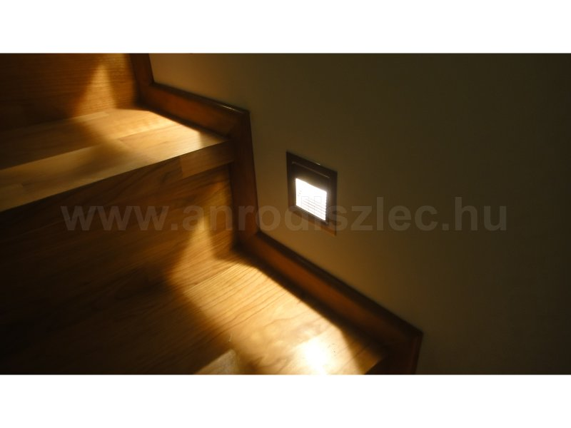 Kanlux Oldalfali lámpatest Goran PowerLED - Ár: 2 949 Ft - Lépcső ...