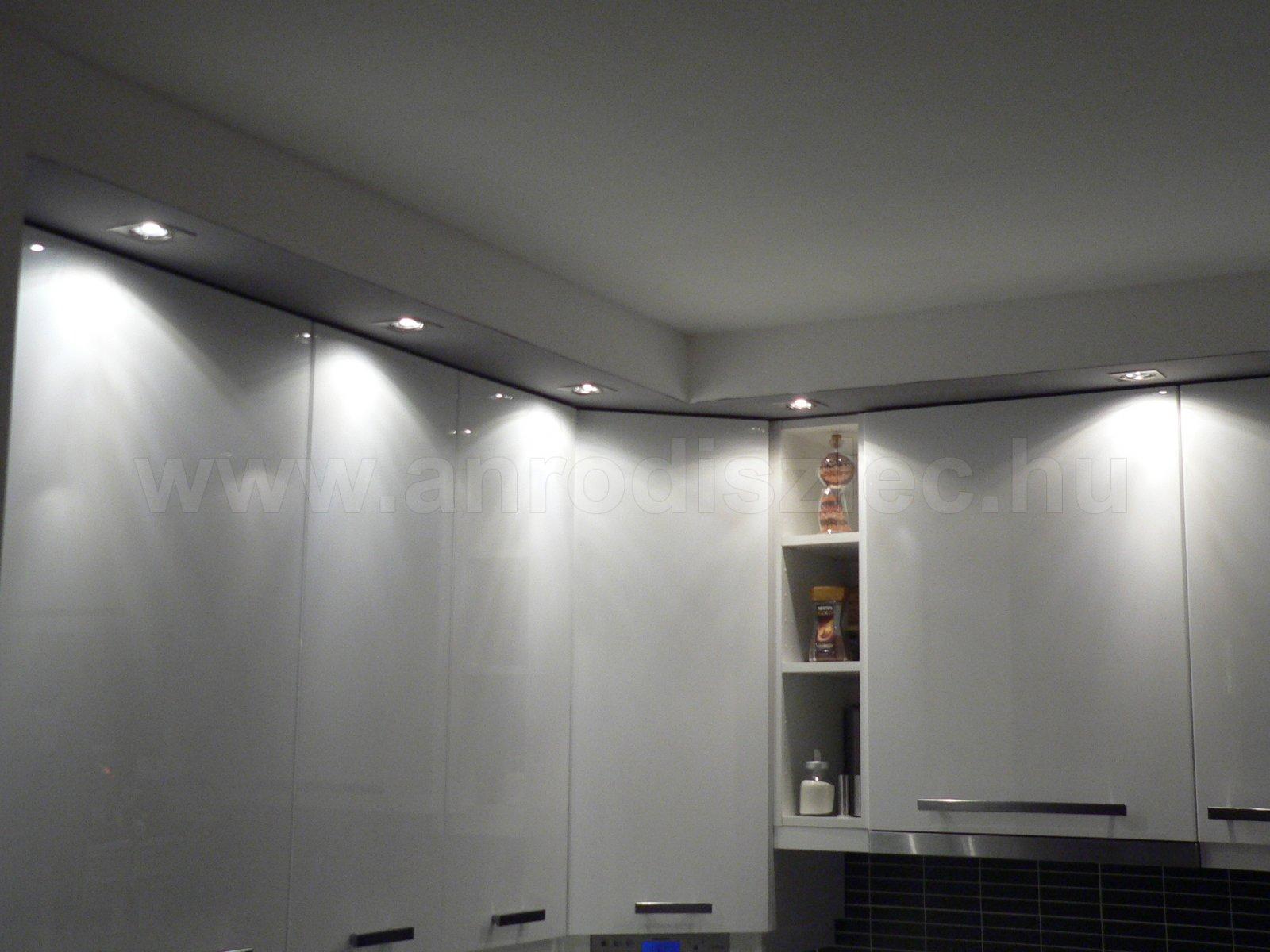 Konyhabútor dekorációs világítás - Vásárlóink fotói - Díszléc és LED lámpa Webáruház