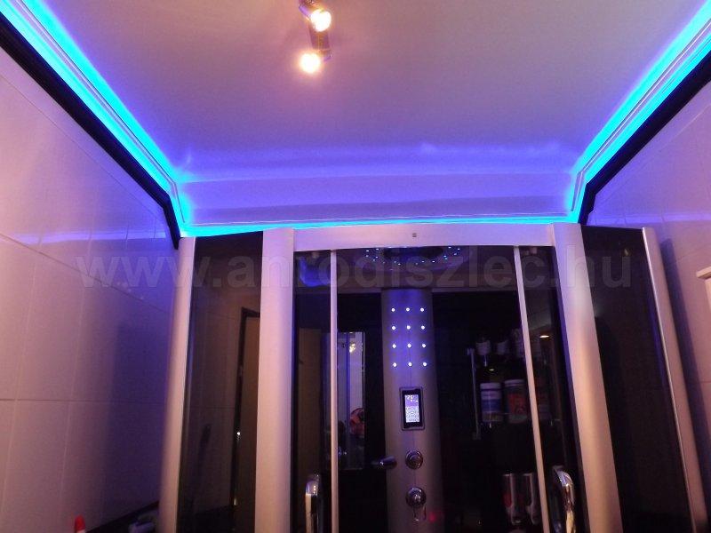 Rejtett világítás 12V LED szalagokkal
