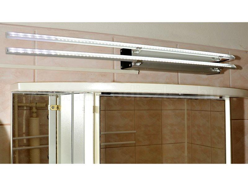 Alu-LED Tartó-, rögzítő elem ALP-002-höz, fém, forgatható - Ár ...