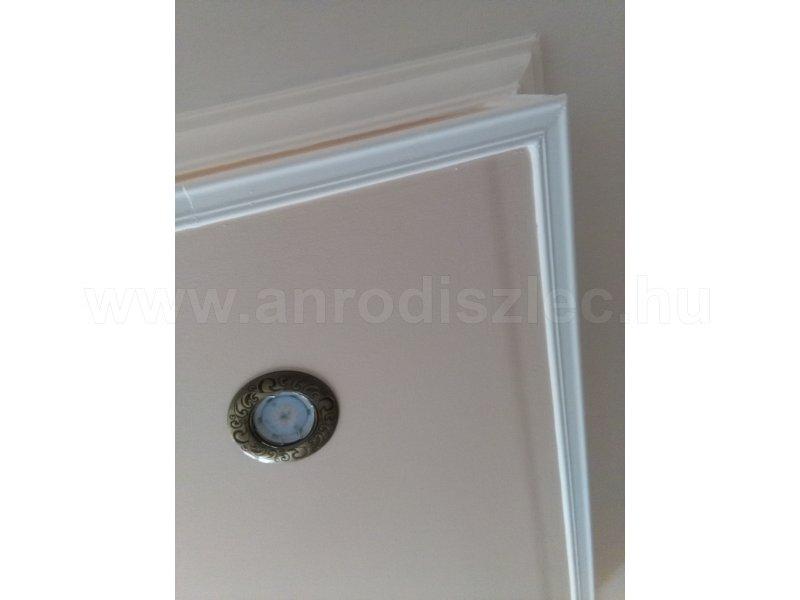 Bovelacci Élvédő HD-A22 - Kemény, díszes, poliuretán sarokvédő - Ár: 262 Ft - Tetőtéri díszlécek ...