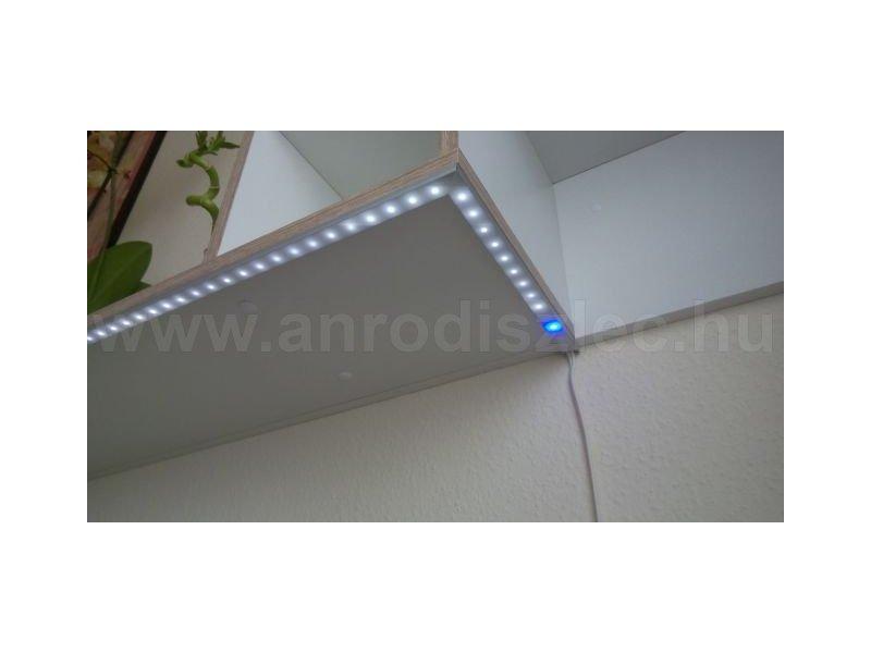 Alu profilba épített LED dimmer - alacsony fényerővel.