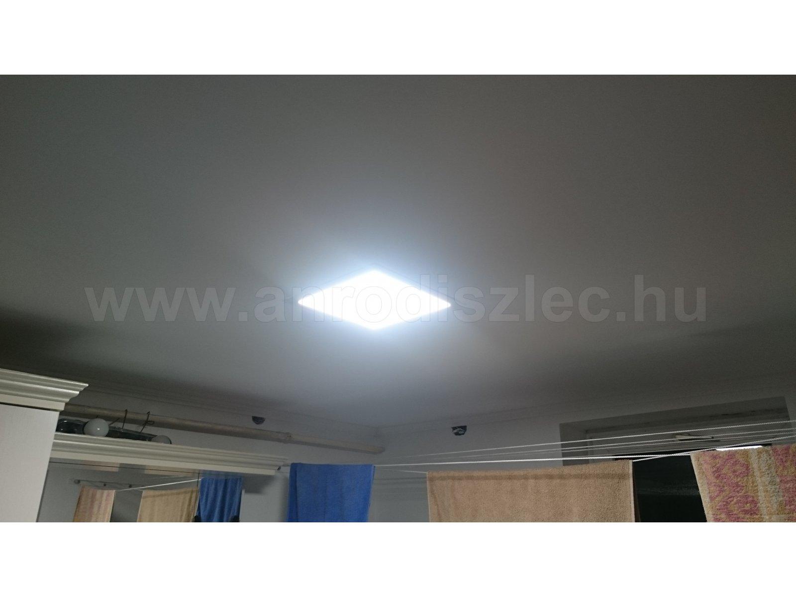 Fürdőszoba világítás 24W beltéri panellel - Vásárlóink fotói - Díszléc és LED lámpa Webáruház