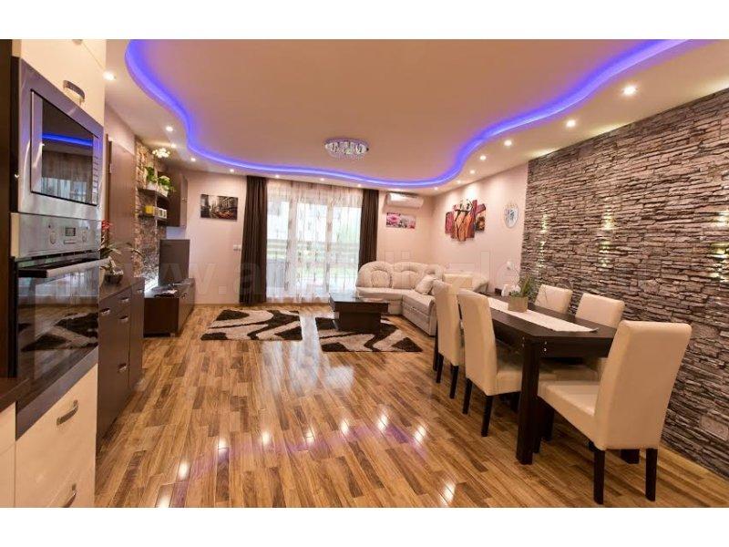 Hatalmas konyha-étkező-nappali - Vásárlóink fotói - Díszléc és LED ...
