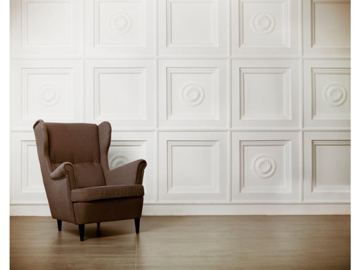 Fali kazetta: a fal védelmét és a díszítését is szolgálja.